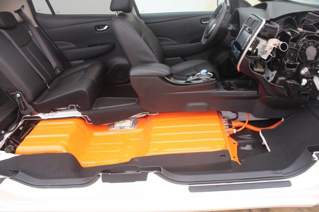 Аккумулятор Nissan Leaf изображение поста