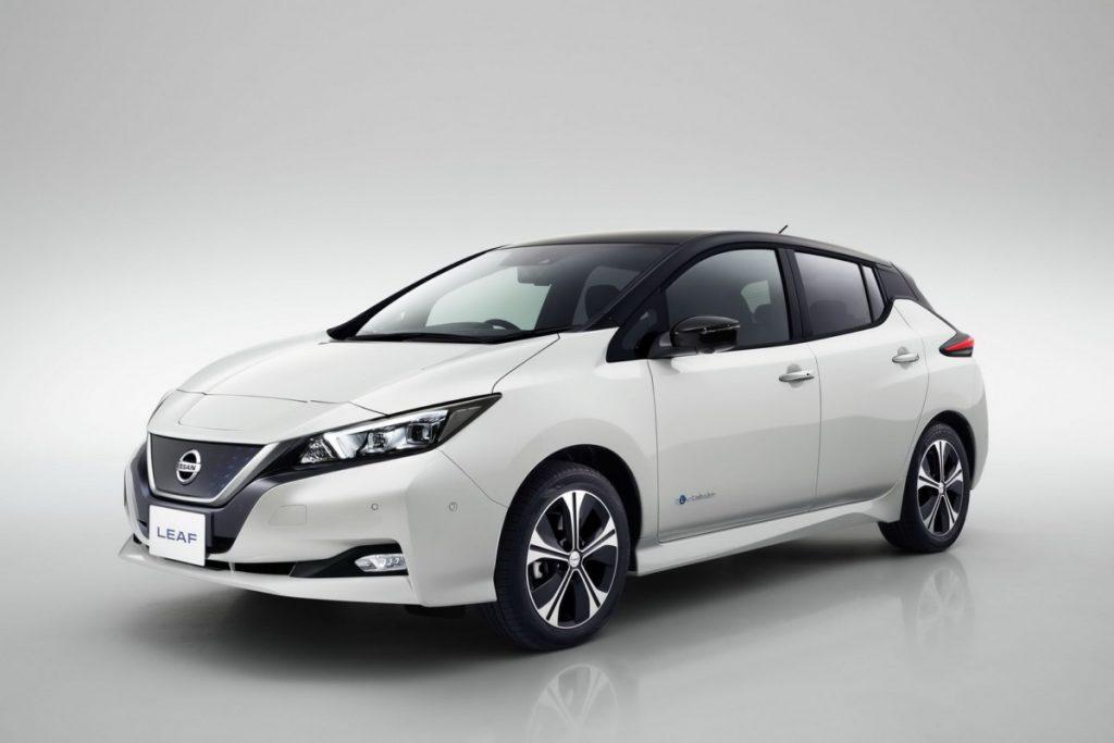 Nissan Leaf 2018: второе поколение изображение поста