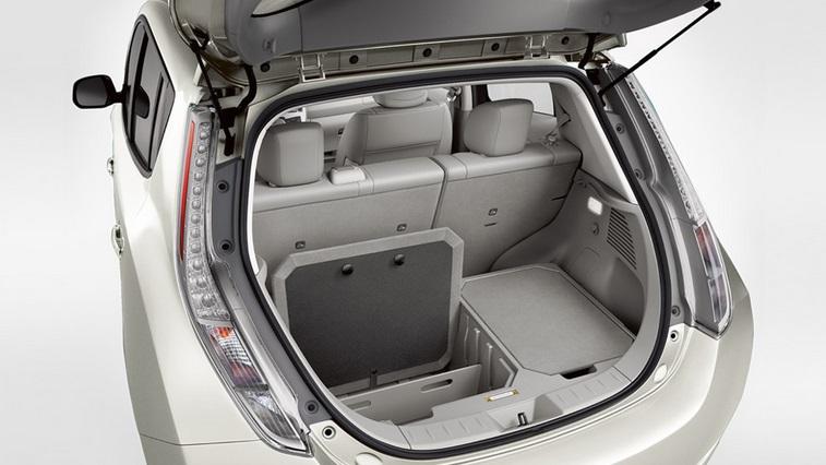 Тюнинг Nissan Leaf от ателье Nismo