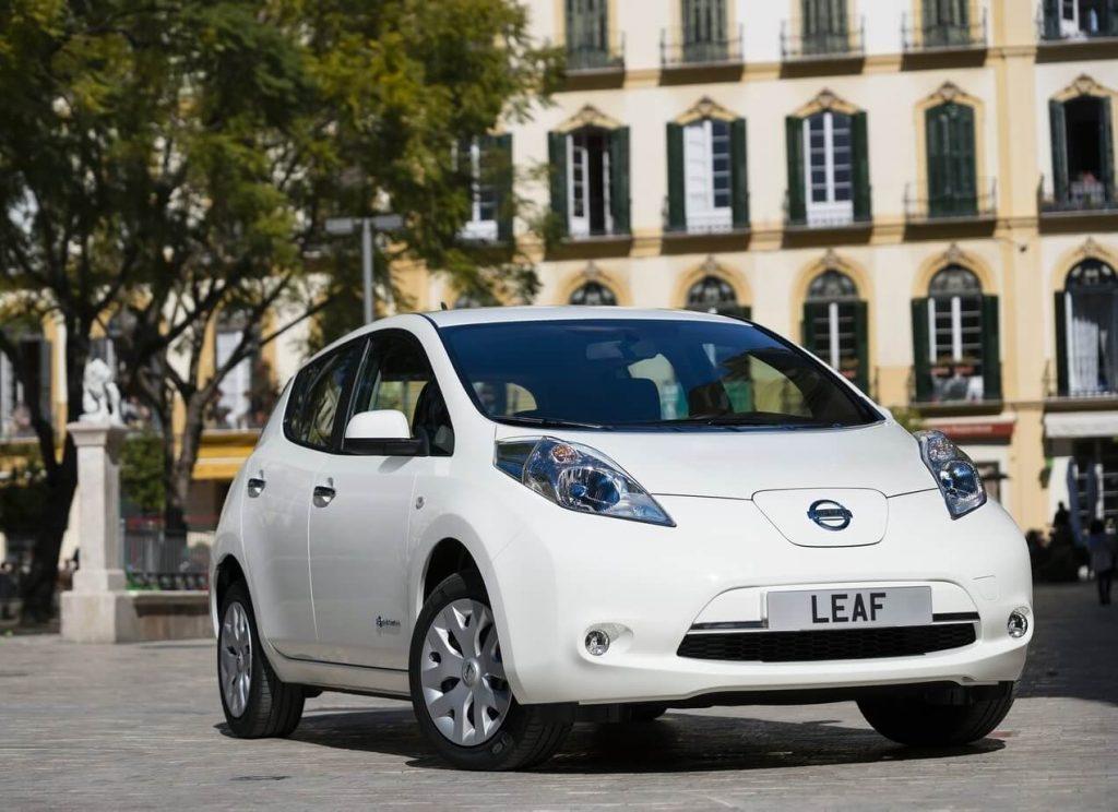 Nissan Leaf изображение поста