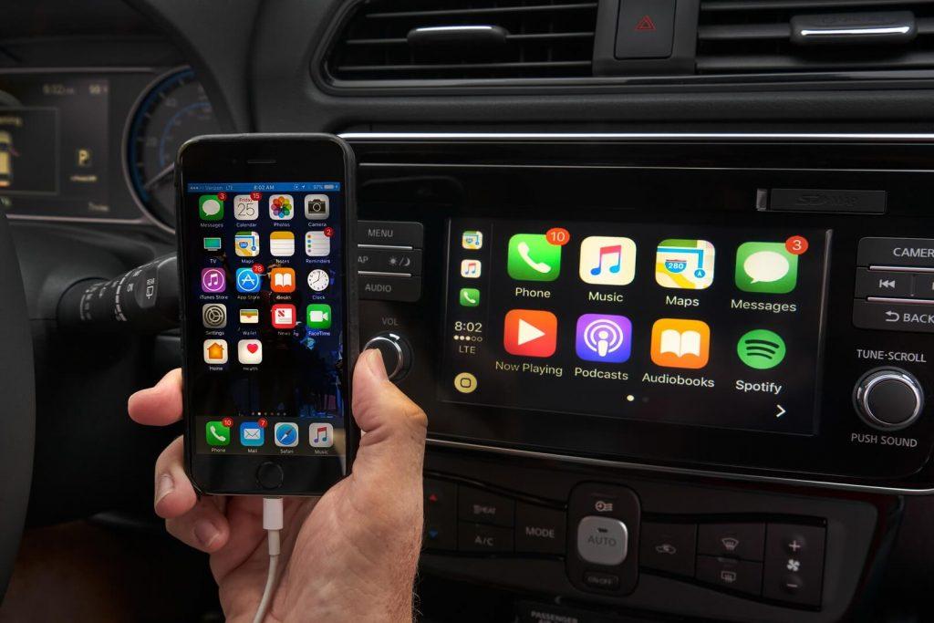 приложение на смартфон для управления машиной