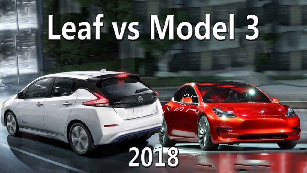 Основные конкуренты Nissan Leaf изображение поста