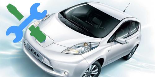 Обслуживание Nissan Leaf изображение поста